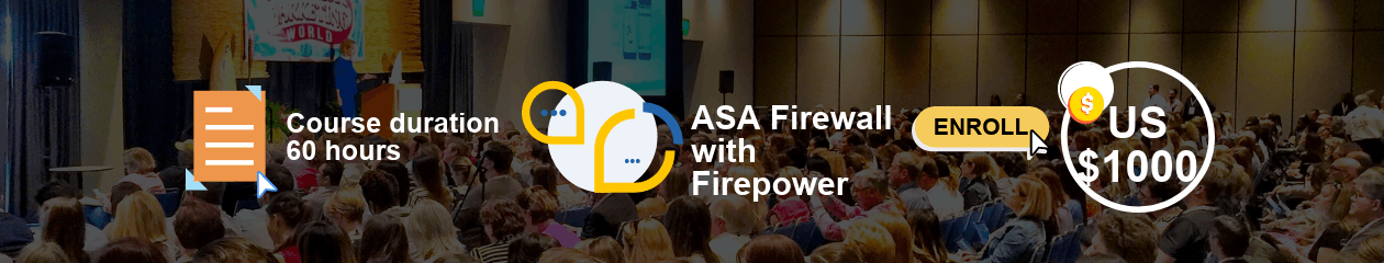 Cisco ASA Security with Firepower | TMB Learning